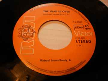 Single Michael J. Brody jr. - The War is over