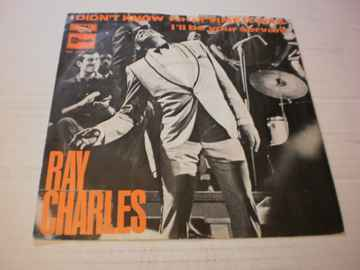 Single Ray Charles - I didn't know what time it was