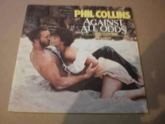 single Phil Collins - Against all odds