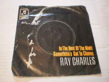 Single Ray Charles - In the heat of the night