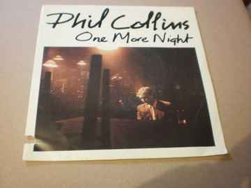 single Phil Collins - One more night
