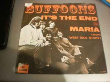 Single Buffoons - It's the End / Maria