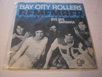 Single Bay City Rollers - Remember