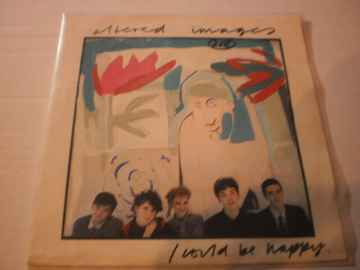 Single Altered Images - I could be happy
