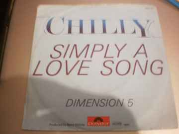 Single Chilly - Simply a love song