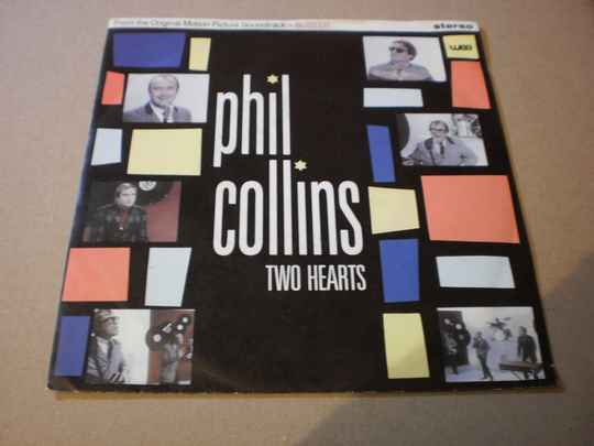 single Phil Collins - Two Hearts