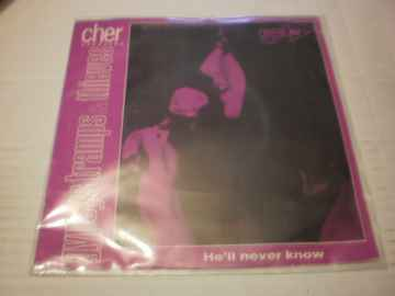 Single Cher - Gypsys Tramps & Thieves