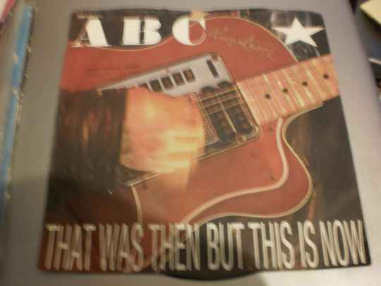 Single ABC - That was then but this is now
