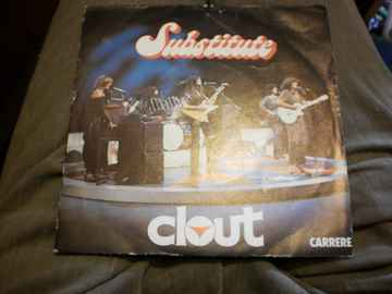 Single Clout - Substitute