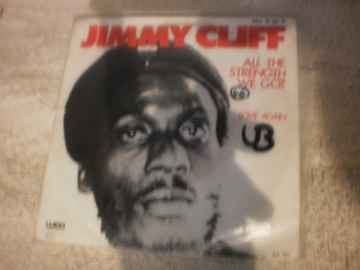 Single Jimmy Cliff - All the strength we got