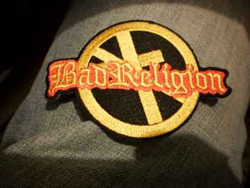 patch Bad Religion
