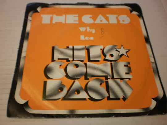 Single The Cats - Why / Lea