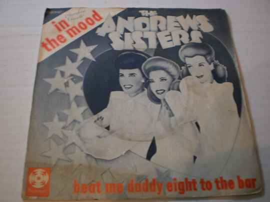 Single Andrews Sisters - In the Mood