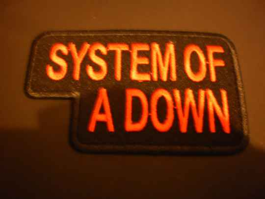 Patch System of a down