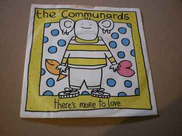 single The Communards - There's more to love