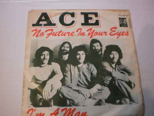 Single Ace - No future in your eyes