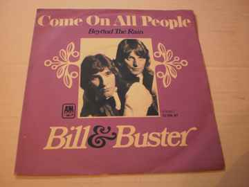 Single Bill & Buster - Come on all people