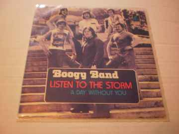 Single Boogy Band - Listen to the storm