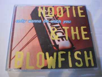 CD single Hootie & the Blowfish - Only wanna be with you