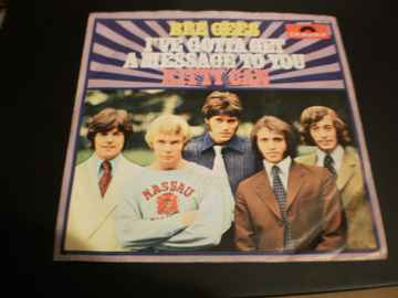 single The Bee Gees - I've gotta get a message to you