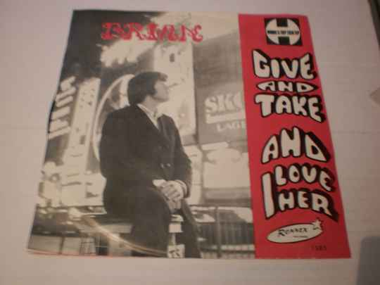 Single Brian - Give and Take