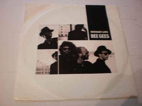 Single The Bee Gees - Ordinary lives