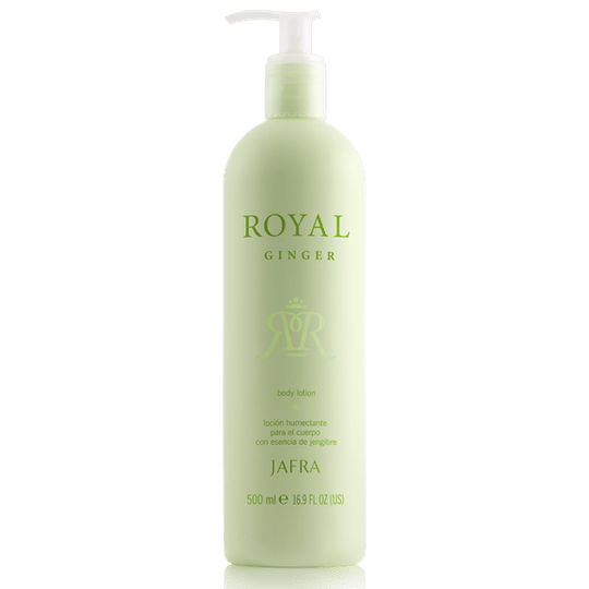 Royal Ginger body lotion 500ml