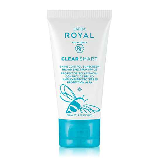 CLEAR SMART SHINE CONTROL SUNSCREEN SPF 25