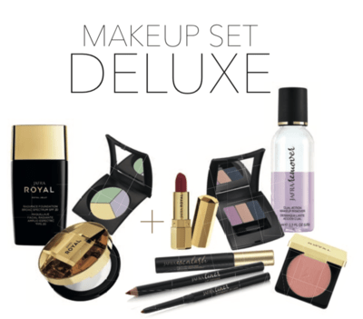 Make up set Deluxe