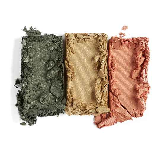 Amazonian Powder Eyeshadow Trio