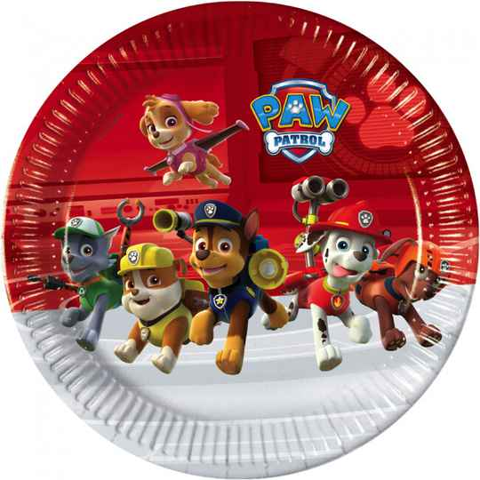 Paw Patrol Ready for action borden