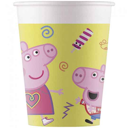 Peppa Pig bekers
