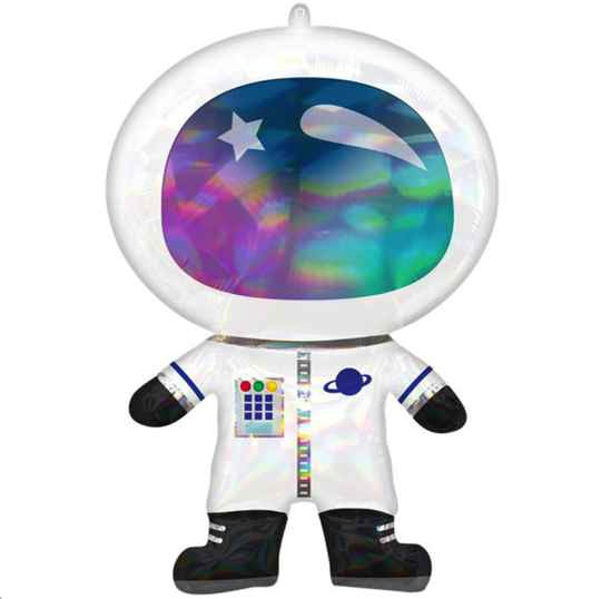 Astronaut Supershape ballon - Space