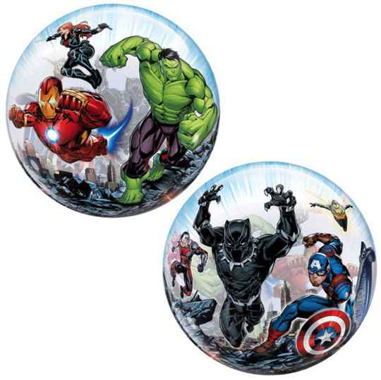 Avengers Bubble Ballon