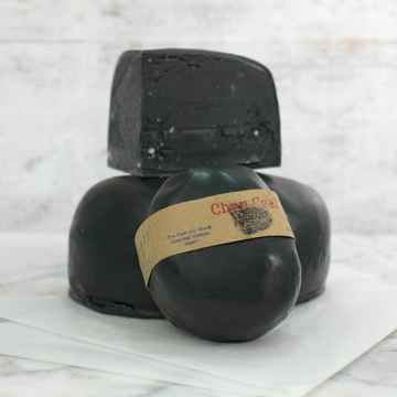 Charcoal Cheese 200g (v)