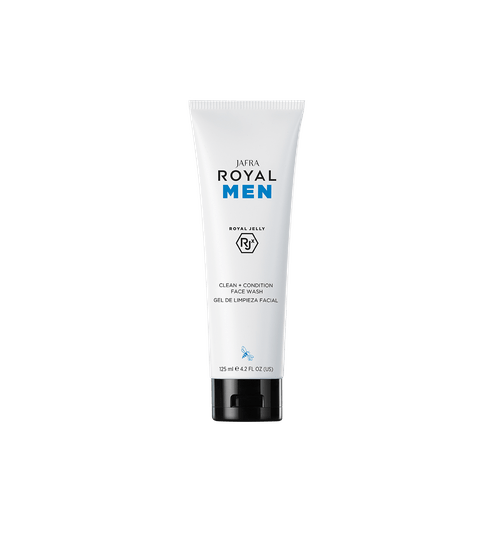 Royal MenClean+Condition Face Wash 125ml