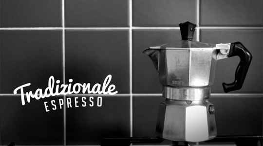 Espresso Traditionale