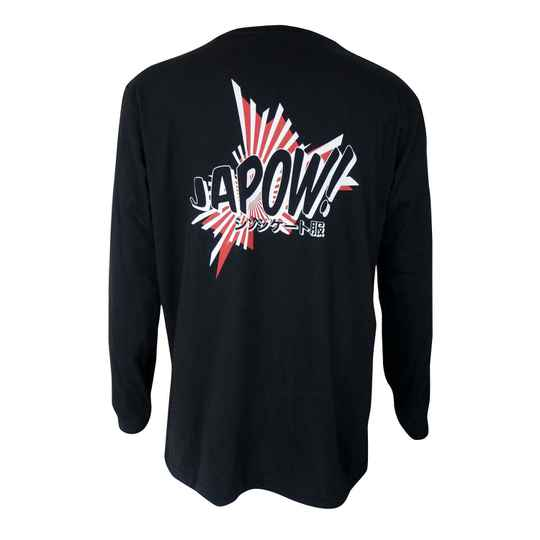 Japow long sleeve T-Shirt, Black