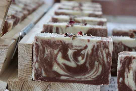 Rose Lavender soap