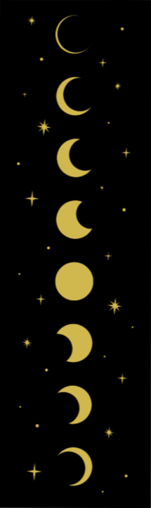 Moon Phases - 8 x 24_