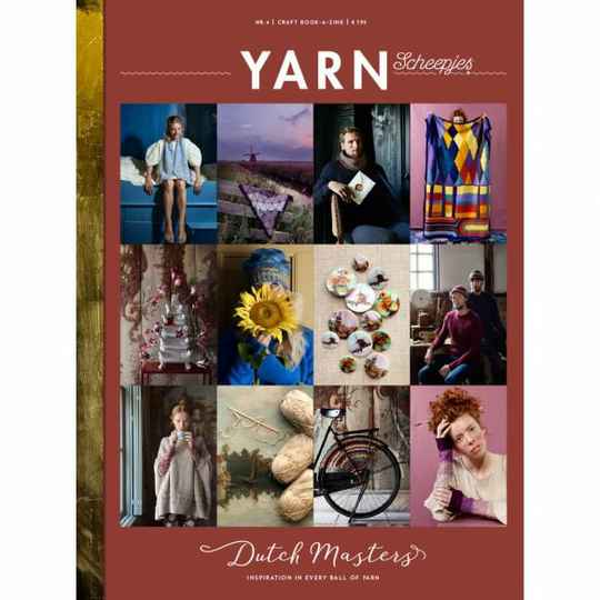 Scheepjes YARN Bookazine 4 - Dutch Masters