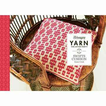 YARN The After Party 45 - Swifts Cushion