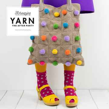 YARN The After Party 97 - Polka Pop Tote