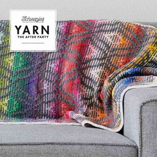 YARN The After Party 47 - Diamond Sofa Runner