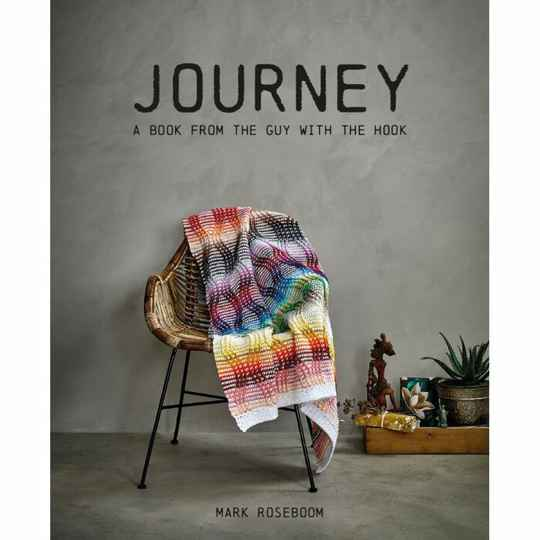 Journey, a Book from The Guy with The Hook - Mark Roseboom - Publicatiedatum 21 september 2021