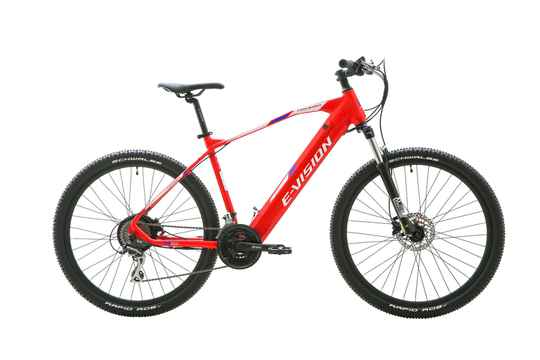 E- Vision Tourmalet 27,5″ 40 Cm Red