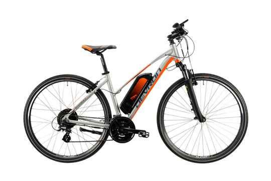 E-Bike - Devron Colorado Trekking D 45 Cm 24 Sp