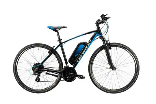 E-Bike - Devron Colorado Trekking H 52 Cm 24 Sp