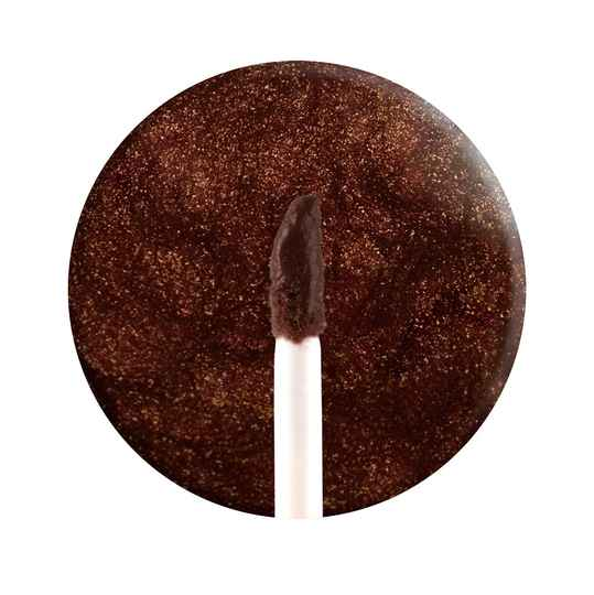 lipgloss deep brown w