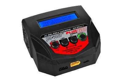 RC Plus - Power Plus 60 Charger - AC 60W
